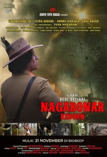 Film Nagabonar Reborn 2019 [Bioskop]