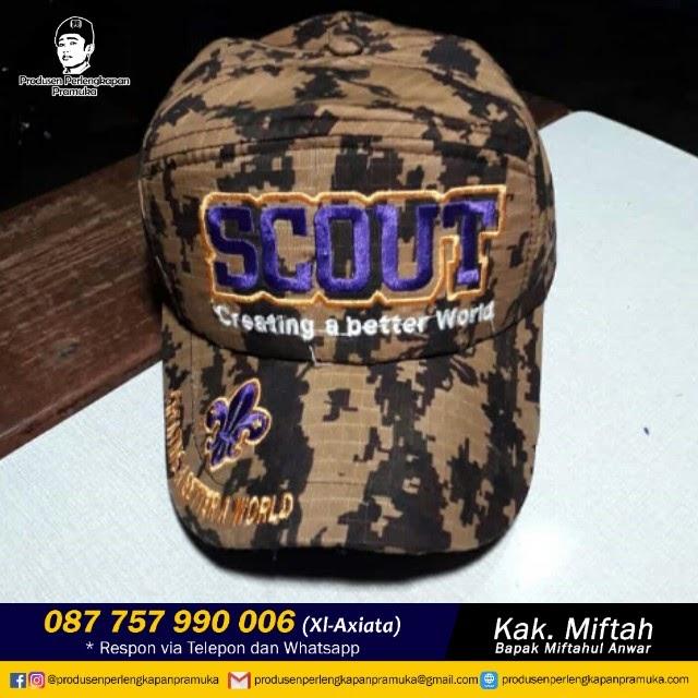 WA : 0877-5799-0006 Produksi Topi Bandung