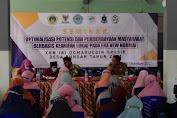 Tim PKH Gresik Rajut Kemitraan Agar UMKM KPM Terus Bisa Berkembang