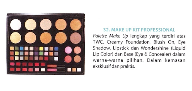 Kelebihan Item Make Up Wardah Lip Palette