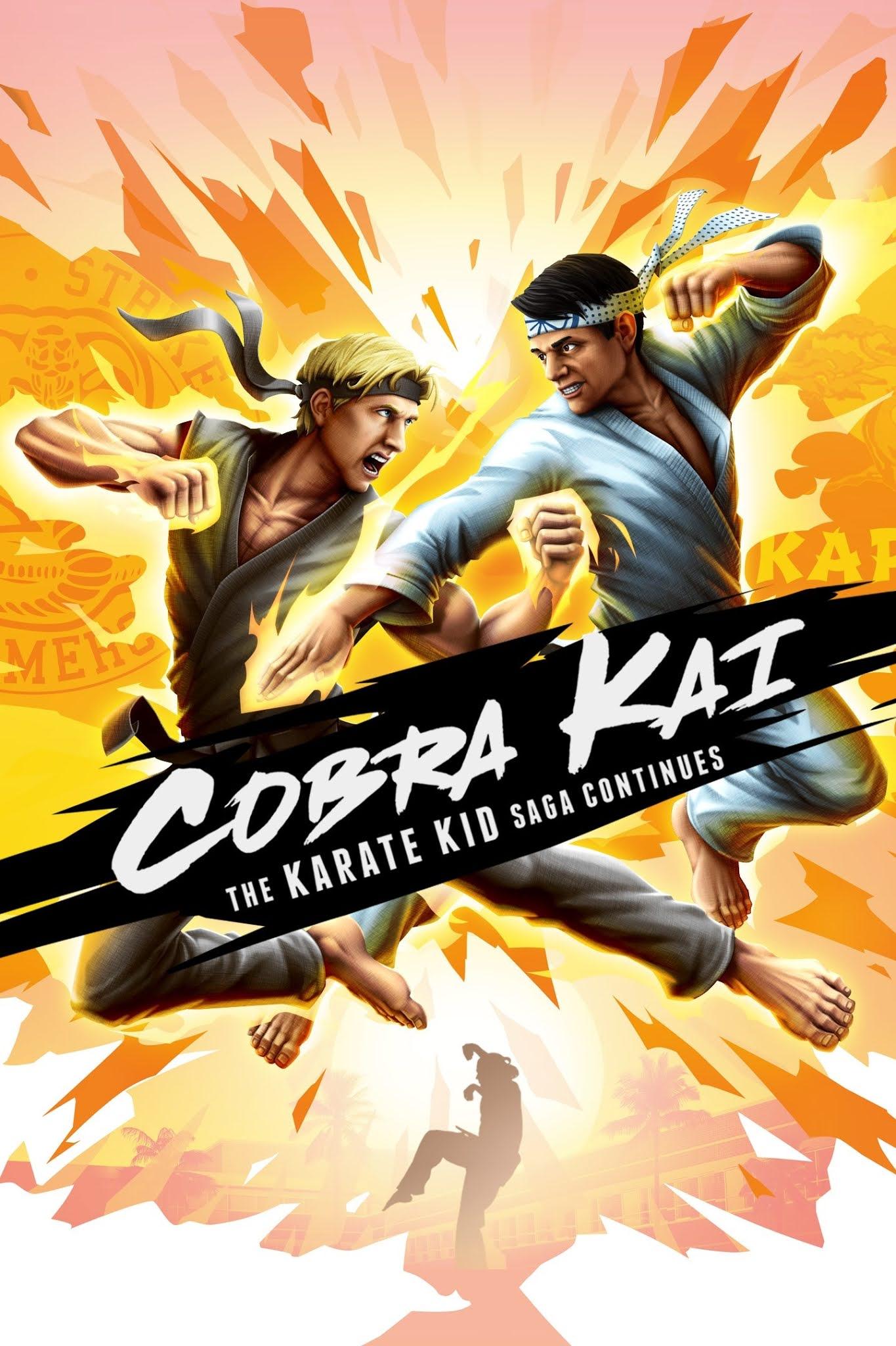 Cobra Kai The Karate Kid Saga Continues Torrent (PC)