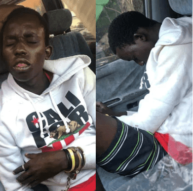Thief Falls Asleep During Operation After Breaking Into A TV Presenter's House (Photos)