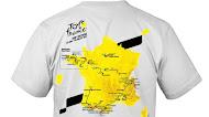 Le Tour de France 2021 Route T-Shirt