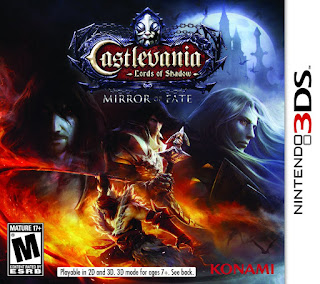Castlevania Lords of Shadow 3ds cia