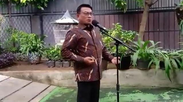 Andi Arief Sebut Moeldoko Ditegur Jokowi, Buntut Kudeta Partai Demokrat