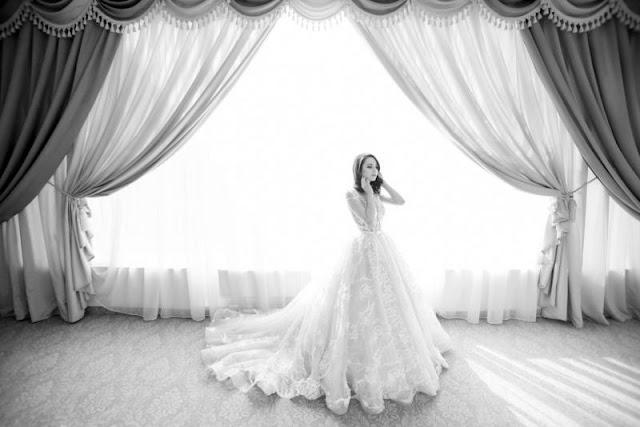 Braut-Rede Hochzeit (Braut redet)