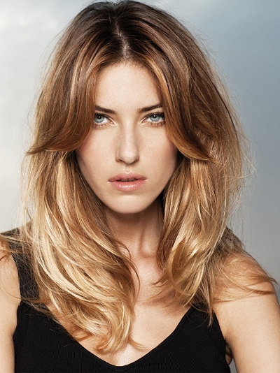 Women Trend Hair Styles for 2013: Layered Long Hairstyles Trend Style