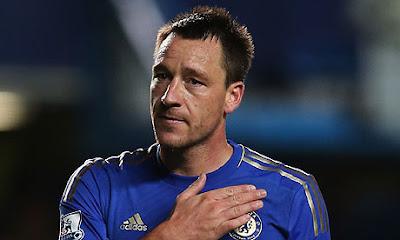 Tersingkir, John Terry Memilih Hengkang dari Chelsea