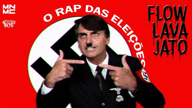 "#CRENTELOKO - MN Mc lança ""Flow Lava Jato - O Rap das Eleições"