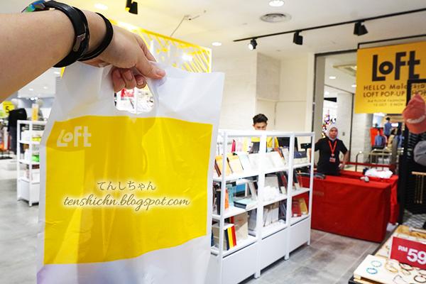 319: The LOFT Pop-up Store @ SOGO KL  ~ TenshiChn