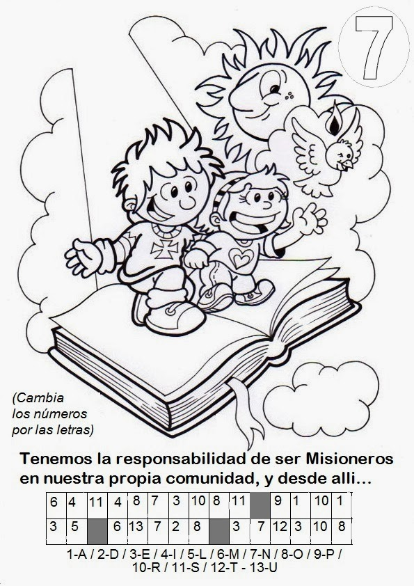 La Catequesis El Blog De Sandra Recursos Catequesis Las