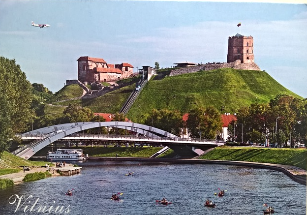 Postcard from Lithuania