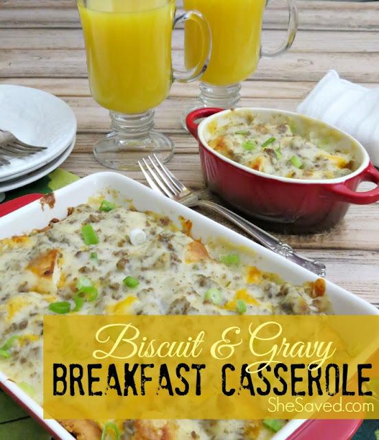breakfast recipe, casserole