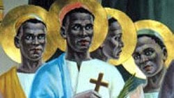 Saint Charles Lwanga and Companions