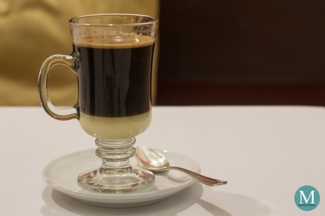 Khmer Coffee at The Dining Room, Park Hyatt Siem Reap