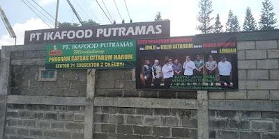 Lowongan Kerja PT Ikafood Putramas 2020 Cileunyi Bandung