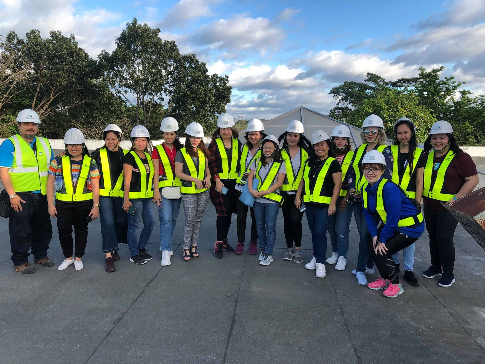 Mommy Bloggers Philippines at La Mesa Water Treatment Plant