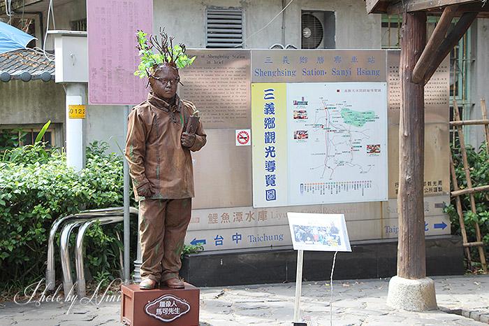 【苗栗三義景點】勝興車站。台鐵最高海拔的車站