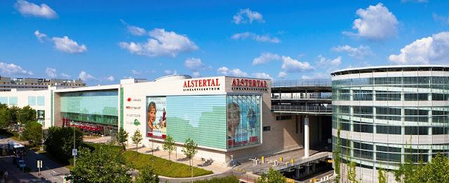 Shopping Alstertal Einkaufszentrum em Hamburgo