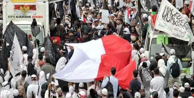 Rencana Chaos Gunakan Teror B0M dalam Aksi Mujahid 212 Dibongkar Petugas