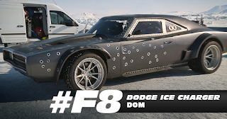 Fast Furious 8 Dodge Ice Charger