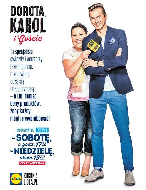 fot.%2BLidl%2Bnowa%2Bkampania Dorota, Karol i Goście, czyli nowa kampania Lidla
