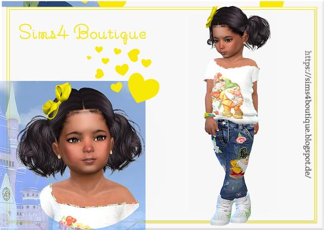 Xmisakixsims Best Kids Cc I Sims 4 I