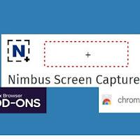 Add-ons Nimbus Screen Capture untuk Screenshot di Firefox dan Chrome