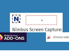 Add-ons Nimbus Screen Capture untuk Screenshot di Firefox dan Chrome