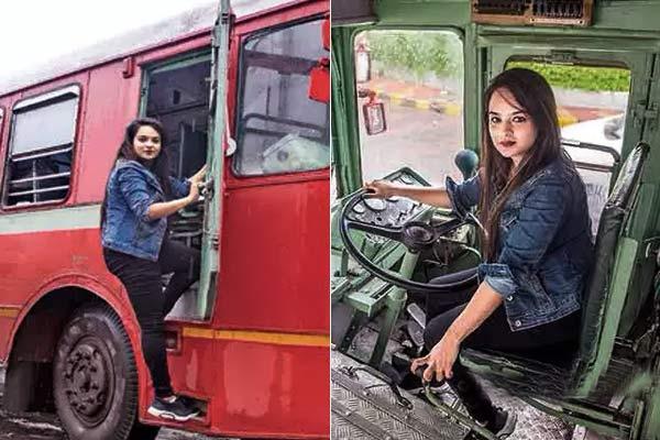 मुंबई की पहली महिला बस ड्राइवर बनी प्रतीक्षा दास, अब कर रही ऐसी प्लानिंग...