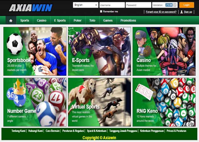 Promo Spesial Dari Axiawin Situs Judi Bola Online Indonesia