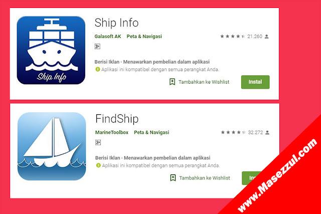 Aplikasi Android Paling Akurat Untuk Melacak Keberadaan Kapal di Laut 2019