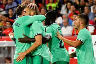 تشكيلة ريال مدريد المتوقعة في مواجهة كلوب بروج