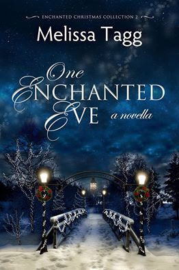 'One Enchanted Eve' by Melissa Tagg: Festive and Romantic Novella Set in Small Town America. All review text is © Rissi JC and RissiWrites.com