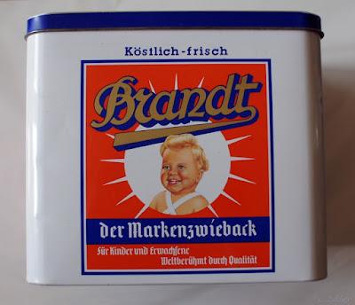 Stor skorpburk sammler ed.1955 Brandt.