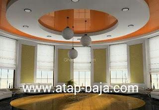 Menghitung biaya Plafond gypsum