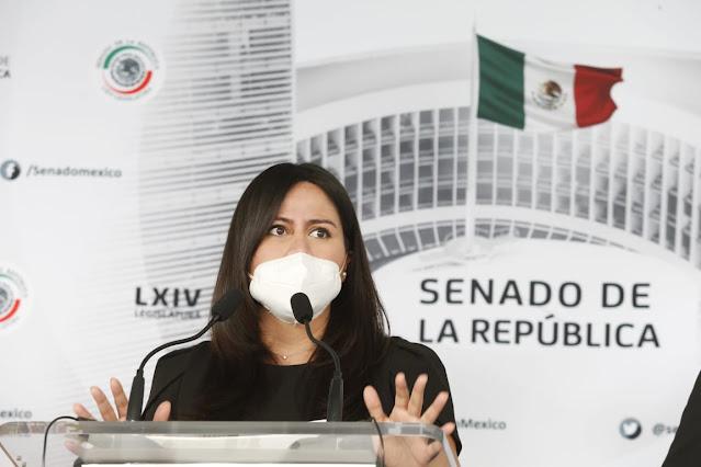 En febrero deberán llegar más de 1 millón de vacunas para nuestros adultos mayores: Indira Rosales