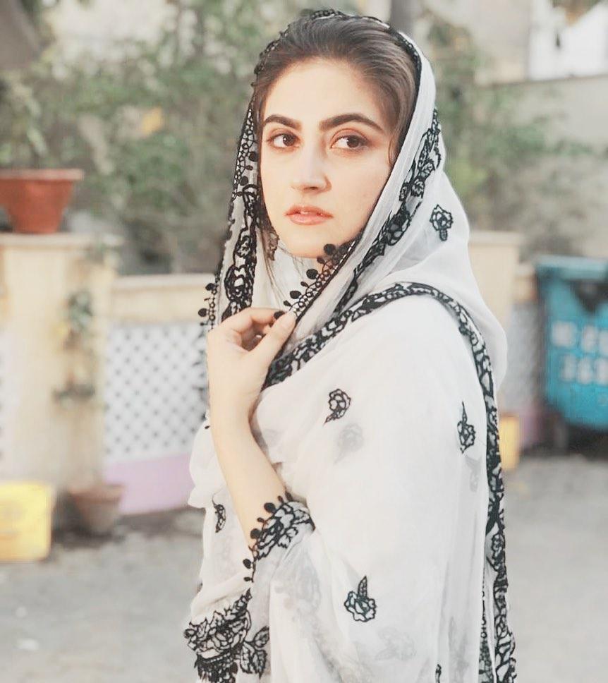 Actress Hiba Bukhari Beautiful Pictures