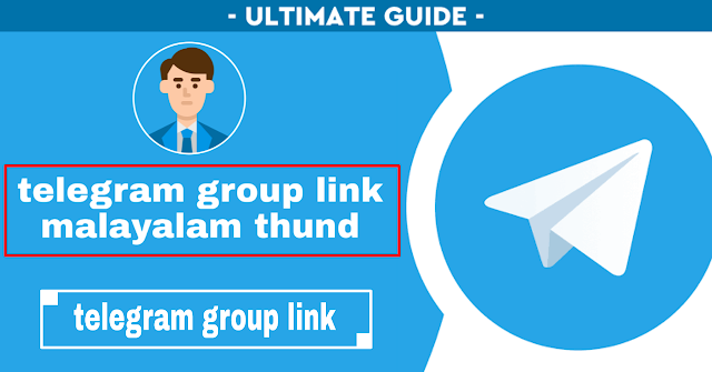telegram group link malayalam thund
