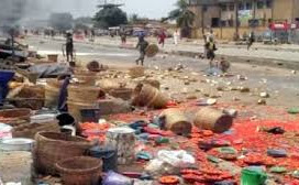Shasa Market Crisis: Traders Express Displeasure Over Release Of Suspects