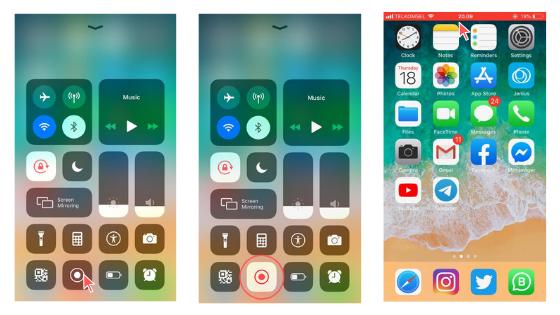 Cara Merekam Layar iPhone dengan Mudah