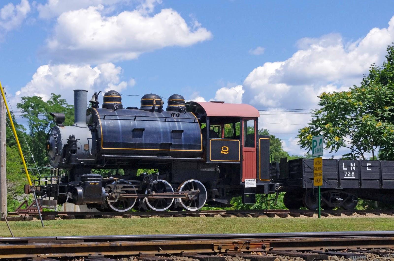 Steam railway essex