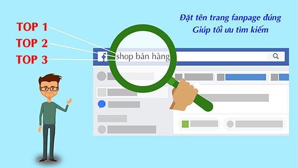 doi ten trang facebook