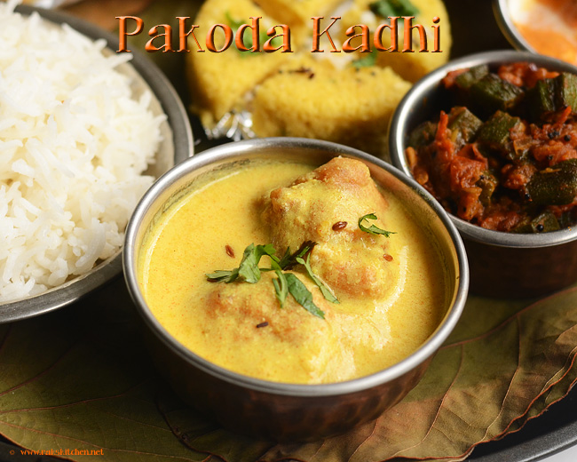 Pakoda kadhi recipe raks kitchen technorati tags pakoda kadhi recipepakoda kadhikadhi pakorakadhi pakora recipe forumfinder Image collections