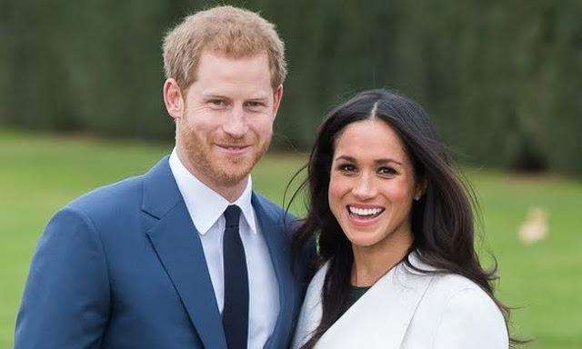Ο πρίγκιπας Harry και η Meghan Markle τον Ιούλιο στο Πόρτο Χέλι