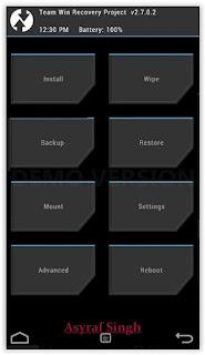 Install Cyanogenmod 12.1 (Cm 12.1) ROM for Samsung Galaxy E5