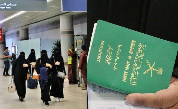 Saudi Arabia now allows women to travel without a male guardian's approval