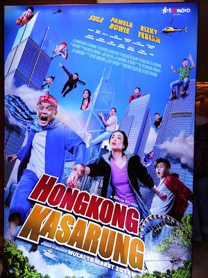Film Hongkong Kasarung, Renungan Tentang Sebuah Keyakinan Dibalik Tawa