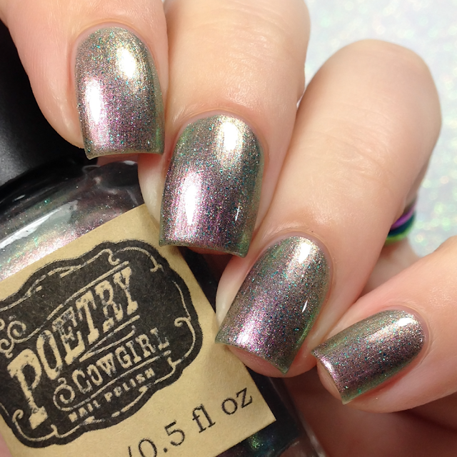 Poetry Cowgirl Nail Polish-Choose Hope