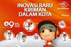 Jenis-Jenis Layanan Kurir PT Pos Indonesia